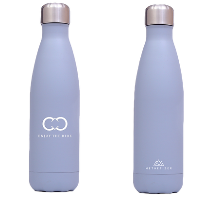 500ml Drink Bottle - Soft Grey