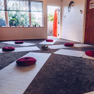 Mind Your Karma Yoga Room