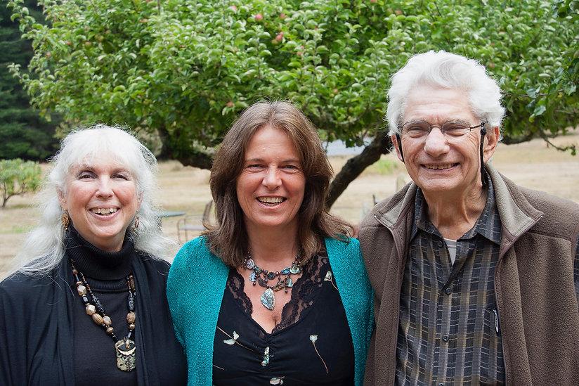 Sidra Stone, Ana Barner, Hal Stone - Voice Dialogue facilitators