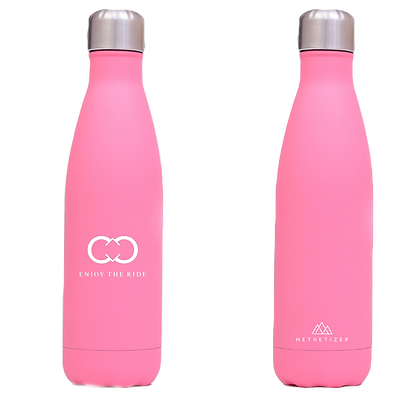 500ml Drink Bottle - Rosa