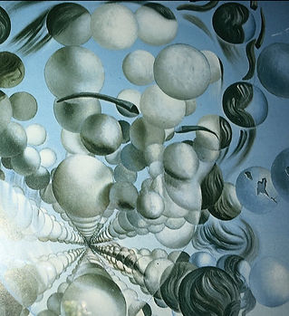 Galatea of the Spheres by Salvador Dalí, 1952
