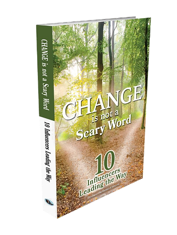 CHANGE is not a Scary Word book cover