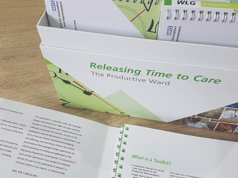 NHS prod ward toolkit