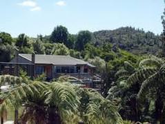 Bush setting Oreti Village