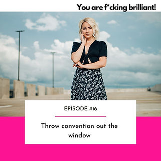 You are f_cking brilliant podcast episod
