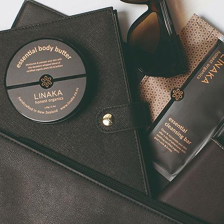 Linaka essentials collection redesign