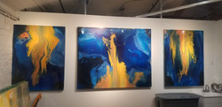 Siren Triptych
