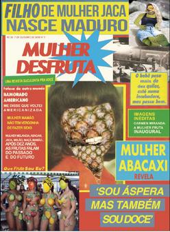 Revista Mulher Desfruta