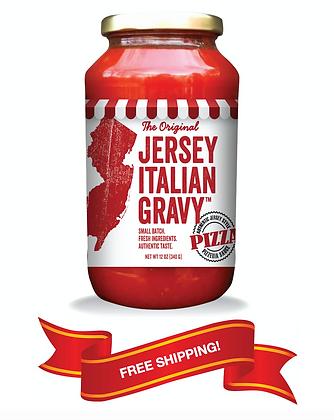 Jersey Italian Gravy Pizza (12 jars)