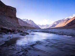 Kyrgyzstan - Sarychat-Ertash Nature Preserve