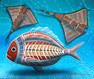 Fish & Stingray