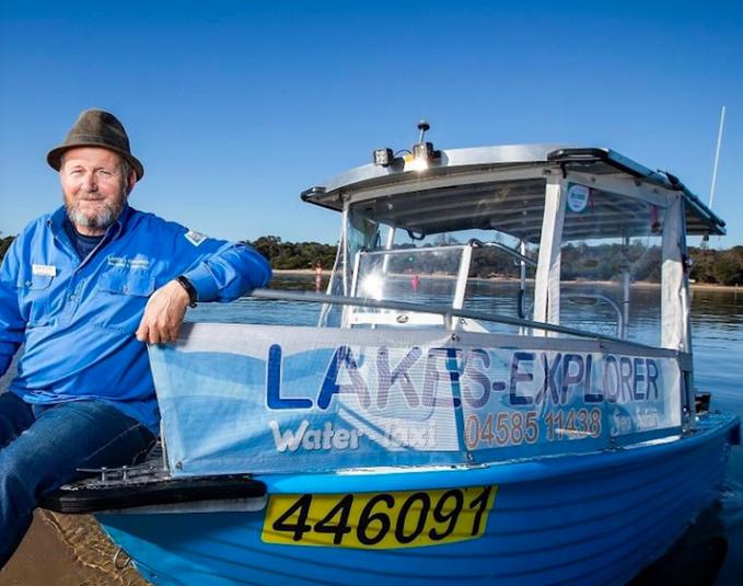 'Skipper Pete'