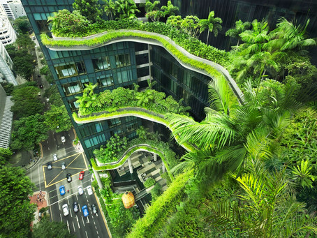 WOHA Imagine Cities That Breathe