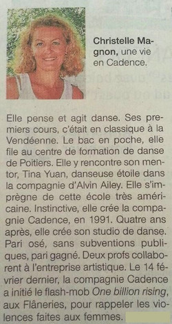 Ouest France Studio Cadence
