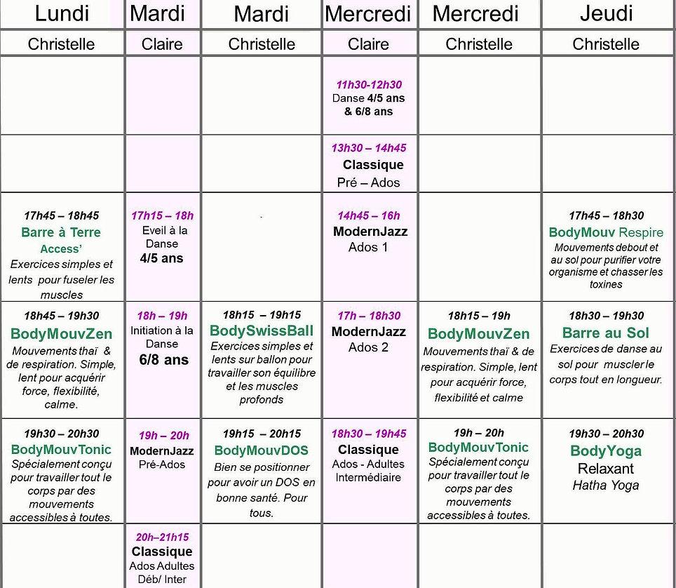 Yoga, Pilates, SwissBall, Barre au Sol, Stretching Studio Cadence La Roche sur Yon Vendée