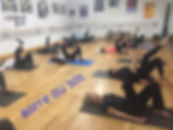 Barre au Sol, Barre à Terre, Piates Swiss Ball, Yoga, Mèditation, Taï Chi, Qi Gong, Stretching