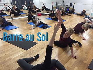 Yoga, Etirements, Barre au Sol, Barre à Terre, Swiss Ball