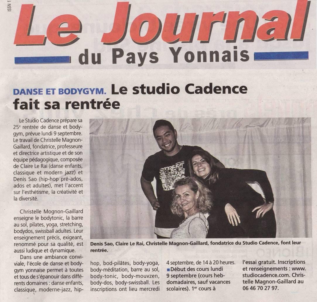 Journal Pays Yonnais 2019