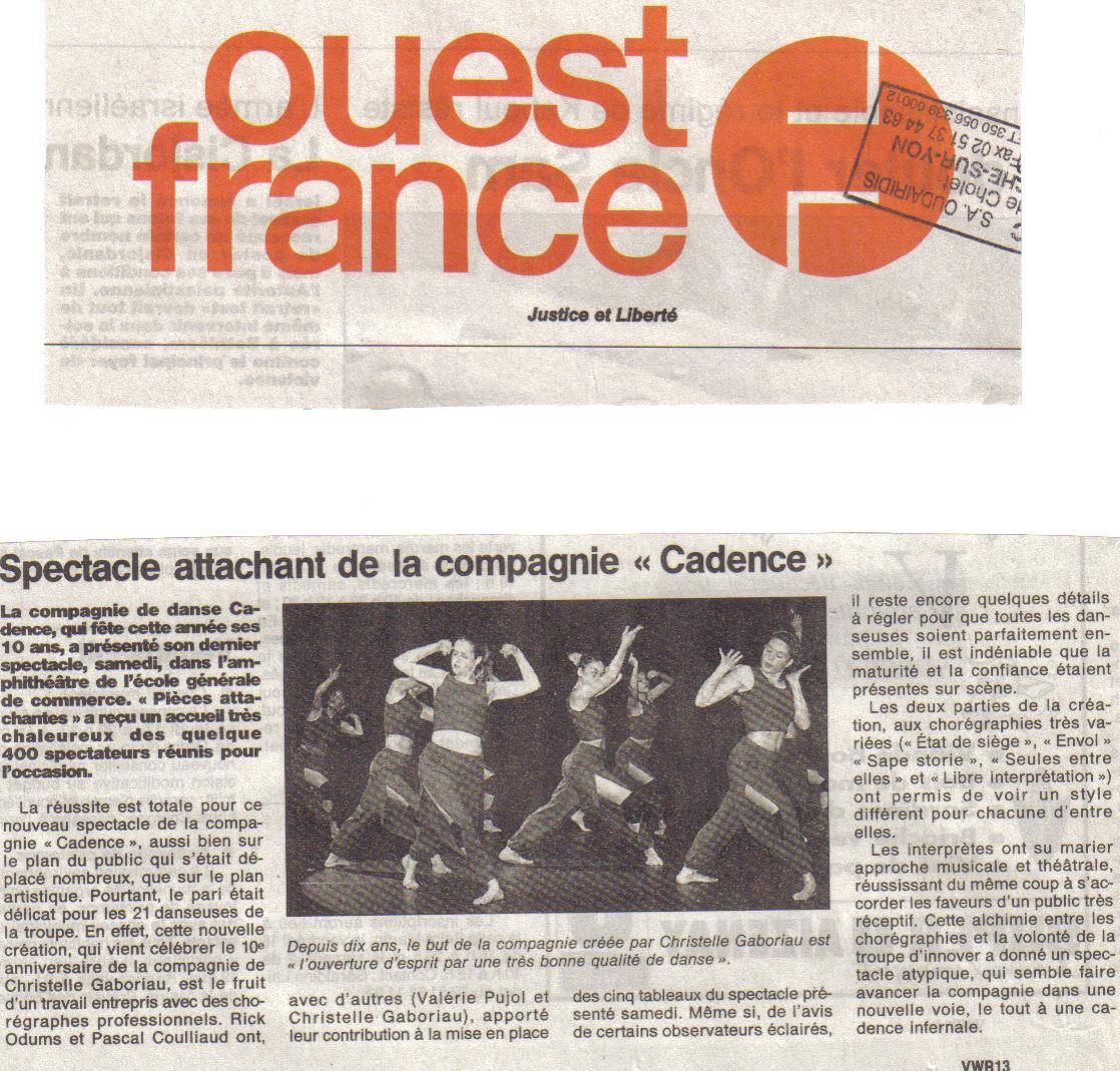 O.F 2001