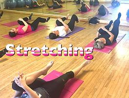 Pilates, Yoga, Etirements, Barre au Sol, Barre à Terre, Swiss Ball, Mèditation
