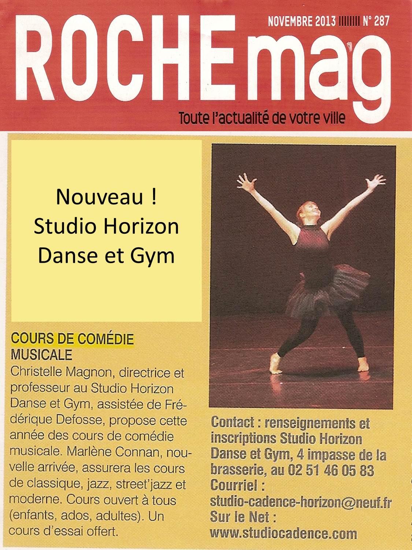 Roche Mag Studio Cadence