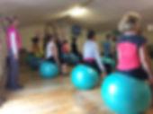 Yoga Méditation Pilates Swiss Ball Taï Chi i Gong Shiatsu La Roche sur Yon Vendée