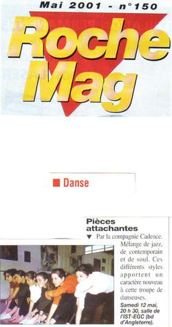 Roche Mag 2001