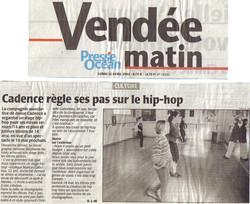 Vendée Matin  Cadence