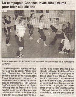 O.F. Cadence