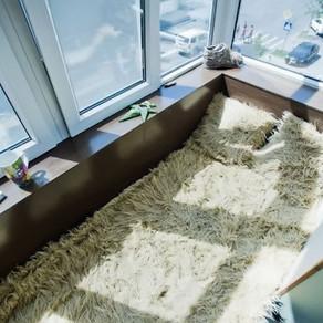 Утепленный балкон. Советы.