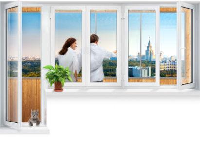 Балкон под ключ Белгород акция