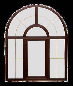 Нестандртные окна Заказать в Белгороде