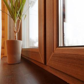 Что такое ламинированные окна?