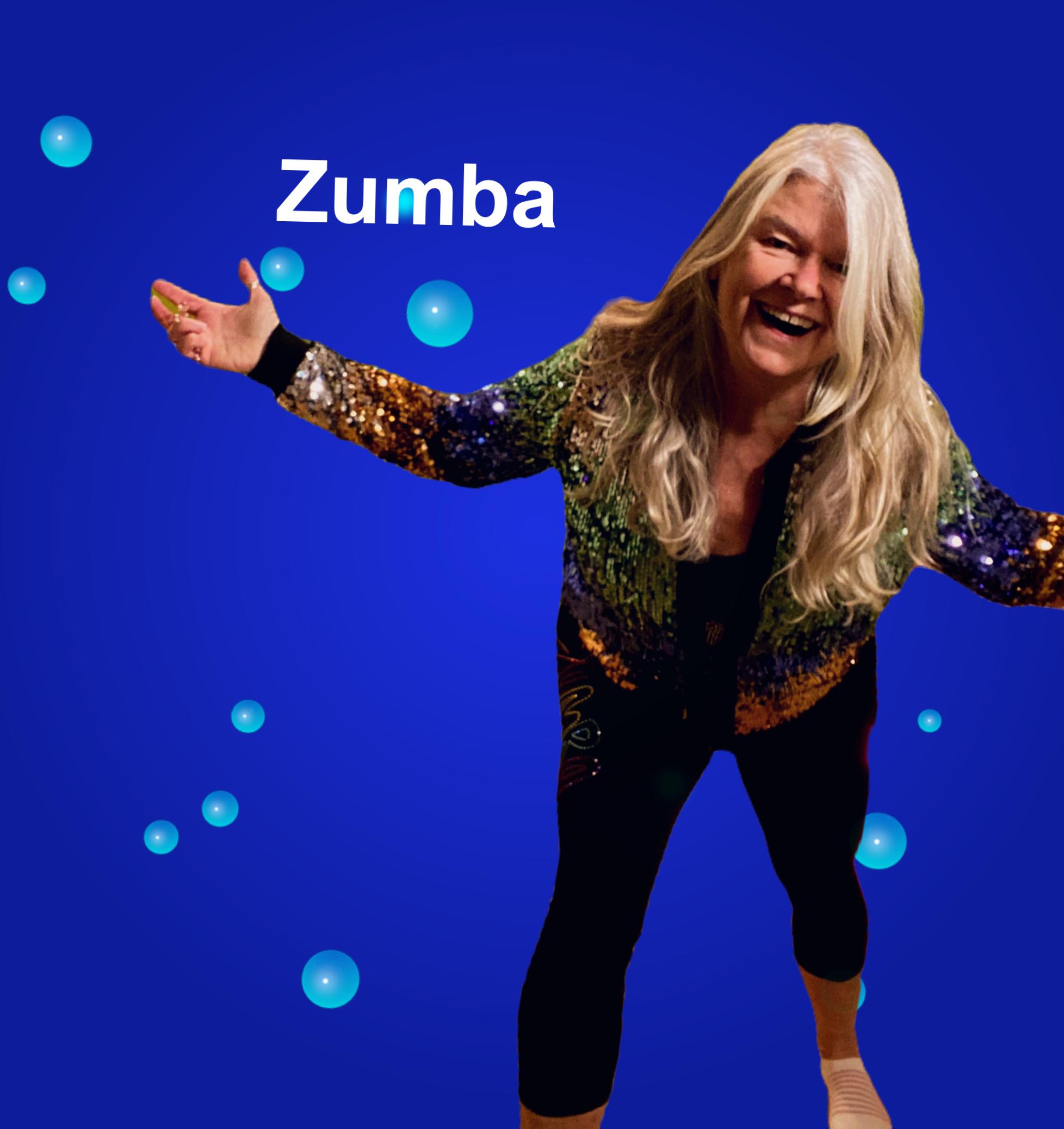 Zumba via Zoom