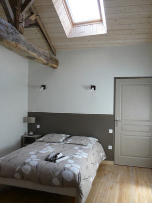Chambre accessible Gîte Ethique