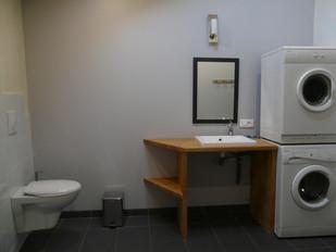 salle de bain accessible Gîte Ethique