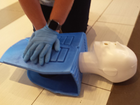 First Aid and CPR - Saving Lives