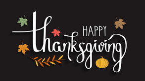 Thanksgiving: A Daily Walk