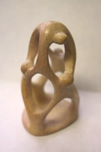 Kaylin - Sculpture - Published