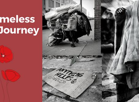 A Homeless Vet's Journey:  Week 8