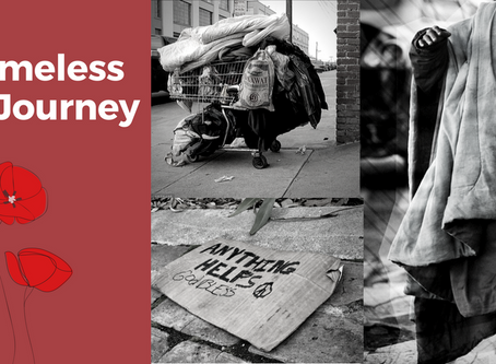 A Homeless Vet's Journey:  The Saga Continues…