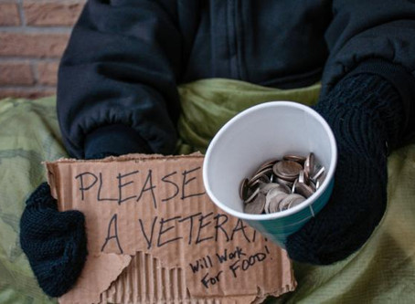 "From One Veteran To Another: Homelessness Affects More Than ""The Homeless"""