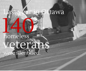 Remembering Homeless Veterans