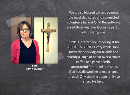 Volunteer Perspectives: It's All About Love
