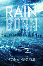 Rain Born_Book_Zoha Kazemi_Author-Sci.jp