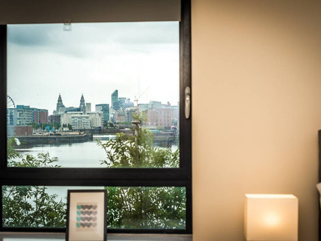Where to stay for the best views in Liverpool...