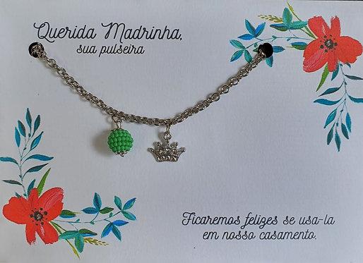 Pulseira Madrinha - Modelo 20