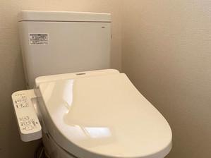イメージ一新!和式トイレを洋式に トイレリフォーム 飯能市川寺