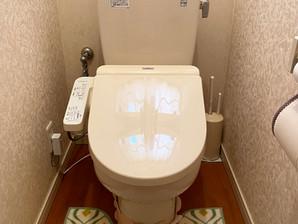 ウォシュレットは快適トイレの代名詞! トイレリフォーム 日高市旭ヶ丘