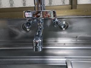 シングルレバーにしたらお台所に立つのが楽しくなりました‼ 水栓交換 日高市高萩